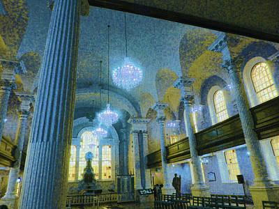 Superhero Ice Pops - St. Pauls Chapel by Sean Dorazio