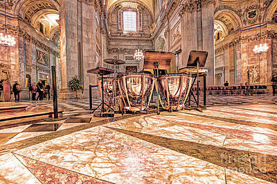Photograph - St Pauls Drum by Jack Torcello