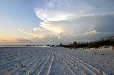 St. Pete Beach Photograph - St. Pete Beach Florida by David Lee Thompson