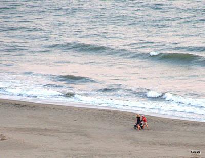 Giuseppe Cristiano - St Pete beaches by Sue Rosen