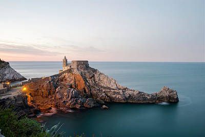 Photograph - St. Peter Church In Porto Venere by Yuri Santin