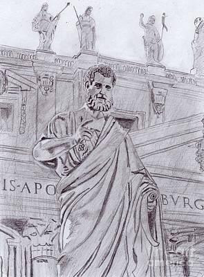 St. Peter Art Print