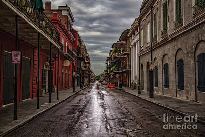 Photograph - St. Peter Street by Jarrod Erbe