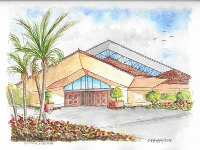 St. Peter's Catholic Church, Jupiter, Florida Original