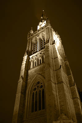 Photograph - St Peter's Church Bournemouth by Chris Day