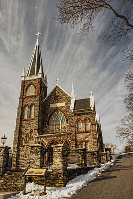 Photograph - St. Peters - Harpers Ferry by Dana Sohr