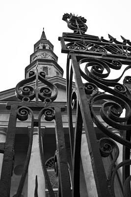 St. Philips Church  Original by Dustin K Ryan