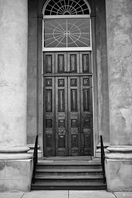 St. Philips Church Side Door Original by Dustin K Ryan