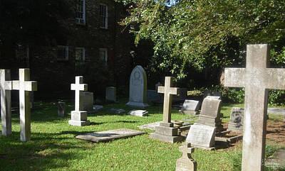 Photograph - St. Phillip's Cemetery 2 by Gordon Mooneyhan