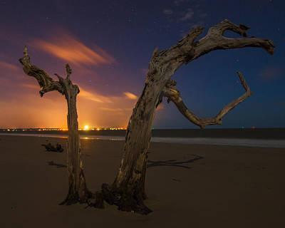 Photograph - St. Simons Glow by Chris Bordeleau