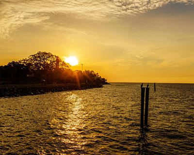Photograph - St. Simons Serenity by Chris Bordeleau