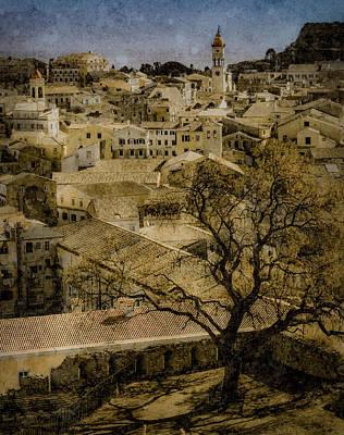 Photograph - Corfu, Greece - St. Spyridon by Mark Forte