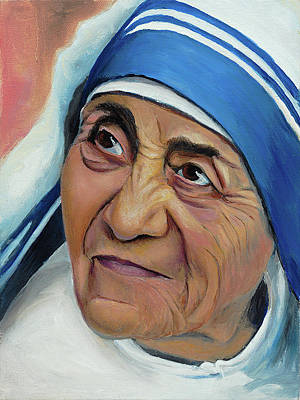 St. Teresa Of Calcutta Original
