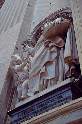 Photograph - St Teresa Of Jesus by JAMART Photography