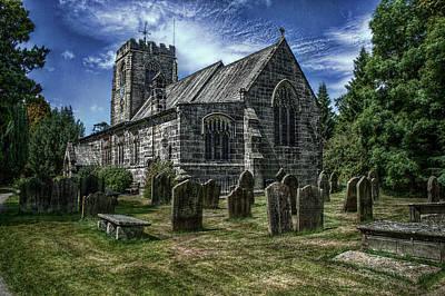 Thomas Becket Photograph - St Thomas A Becket Church by Mark Hunter
