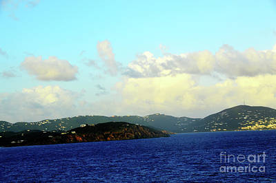 Photograph - St Thomas At Dawn 2 by Robyn King