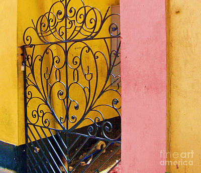St. Thomas Gate Art Print by Debbi Granruth