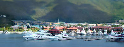 Photograph - St. Thomas Us Virgin Islands by Shelley Neff