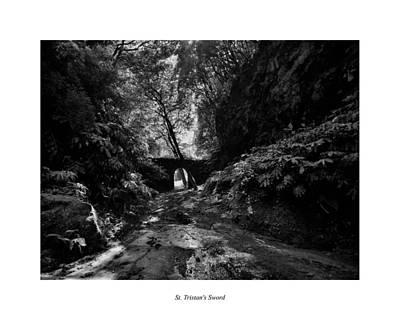 Photograph - St. Tristan's Sword by Joseph Amaral