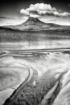 Photograph - Stac Pollaidh Cloud by Chris Puddephatt
