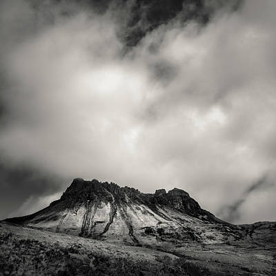 Photograph - Stac Pollaidh by Dave Bowman