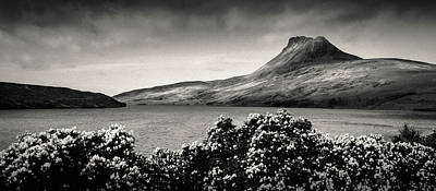 Photograph - Stac Pollaidh Panorama by Dave Bowman