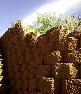 Photograph - The Wall by Gilbert Artiaga