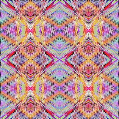 Digital Art - Stacked  by Expressionistart studio Priscilla Batzell