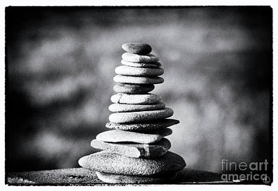 Photograph - Stacked by Linda Lees