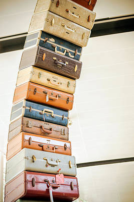 Photograph - Stacked by Sennie Pierson