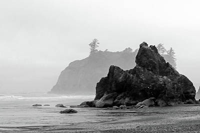 Photograph - Stacks Of Ruby Beach by Tikvah's Hope