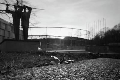 Photograph - Stadium by Marc Huebner