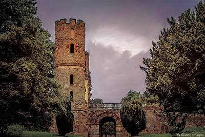 Photograph - Stainborough Castle by Wallaroo Images