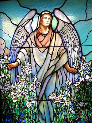 Photograph - Stained Glass Beauty #27 by Ed Weidman