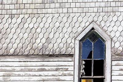 Photograph - Stained Glass by Penny Meyers