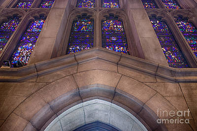 Stained Glass Art Print by Tom Gari Gallery-Three-Photography