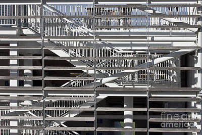 Photograph - Stair Rods At The Ageas Bowl by Terri Waters