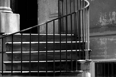 Photograph - Staircase by David Weeks