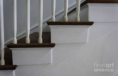 Photograph - Staircase  by Debra Fedchin