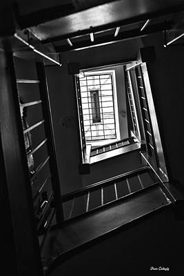 Photograph - Staircase by Fran Gallogly
