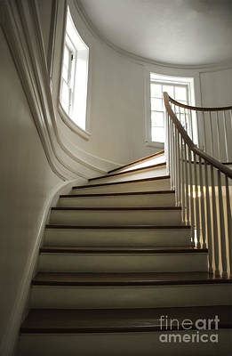 Photograph - Staircase I by Debra Fedchin