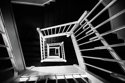 Photograph - Staircase II by Marzena Grabczynska Lorenc