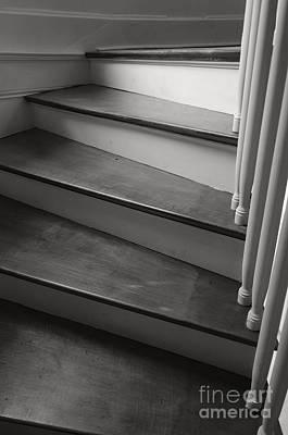 Photograph - Staircase IIi by Debra Fedchin