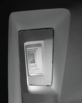 Photograph - Staircase Iv by Marzena Grabczynska Lorenc