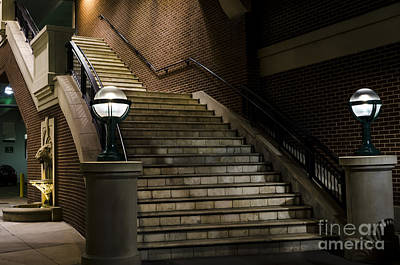 Photograph - Staircase On The Blvd. by Andrea Silies