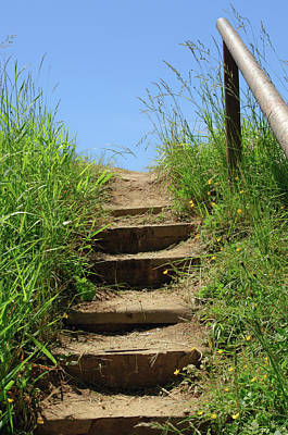 Photograph - Staircase To Heaven by Tikvah's Hope