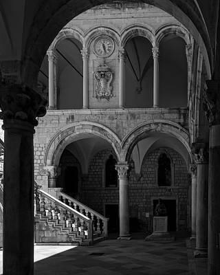 Stairs .... Art Print