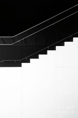 Photograph - Stairs 3 by Elena Nosyreva