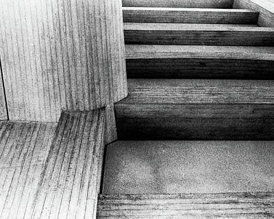Photograph - Stairs by Alex Snay