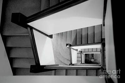 Photograph - Stairs by Glennis Siverson